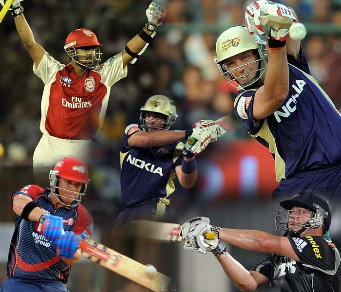 Well begun is half the battle won. The saying has never been more true than in the current season of the Indian Premier League. A look at some of the top-order batsmen who have ignited the innings with fierce strokeplay right at the onset.