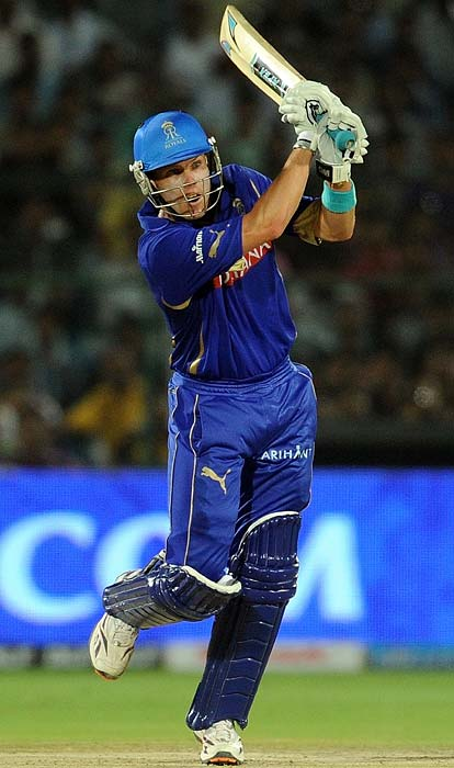 Johan Botha: He batted at the number three spot in two of the three matches for Rajasthan Royals. Perhpas its a co-incidence of sorts that the team lost the third match. The South African has been prolific nonetheless, smashing his way to this thirties with ferocity that would put the biggest hitters to shame.