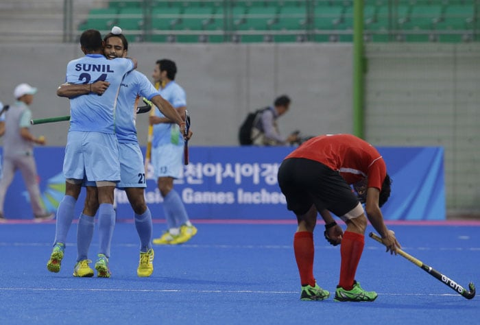 India asian games hockey