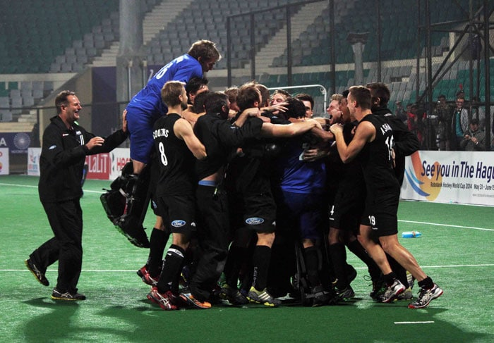 New Zealand won a thrilling penalty shootout to seal their place in the final.