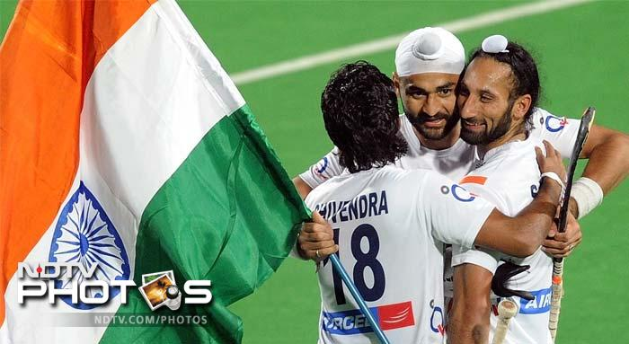Credit though, to the Indian defense too which blanked out the occasional French stroll inside India's half and to the Indian mid for feeding the attackers with opportunities to earn penalty corners. India dumped France out 8-1 to snare a spot in the Olympics, battering the bitter memories of not qualifying in 2008.
