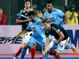 Hockey Champions Trophy: India Go Down vs Germany
