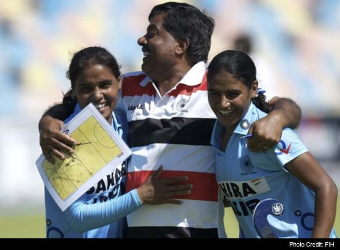 Indian women's most famous victory prior to this junior world cup was the gold medal 2002 Commonwealth Games in Manchester, England.