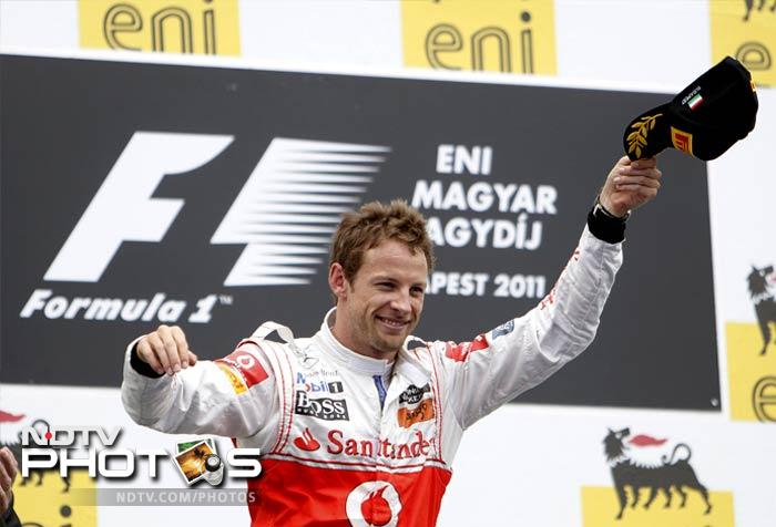 This was Button's second win of the 2011 season. He had previously won the Canadian Grand Prix as well.