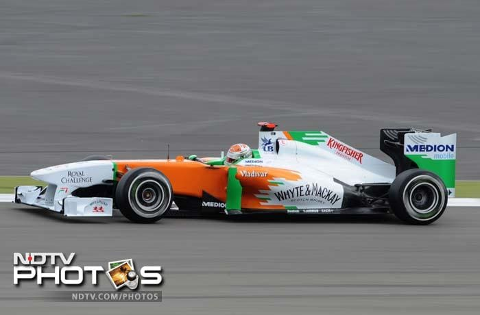 Force India's German driver Adrian Sutil, who said he was confident of finishing in top-10 in Hungary, can be expected to live up to his words after finishing 8th fastest.