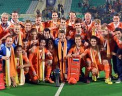 Netherlands clinch Hockey World League Final gold