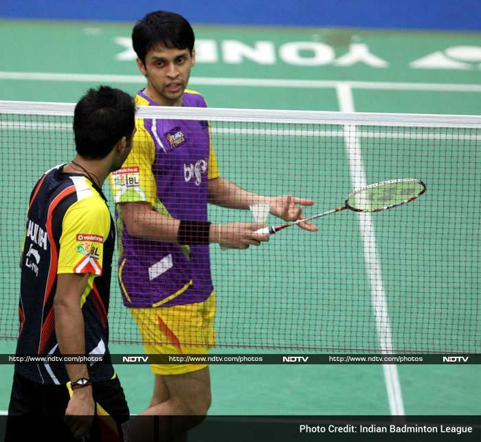 With Varma's win over Kashyap, Pune went into second place on the points-table, eclipsing Mumbai Masters. They now have 14 points as compared to 13 of Mumbai.