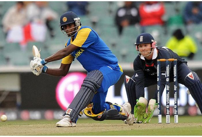 Nominees for ICC Emerging Player of the year are:<br><br> Angelo Mathews from Sri Lanka