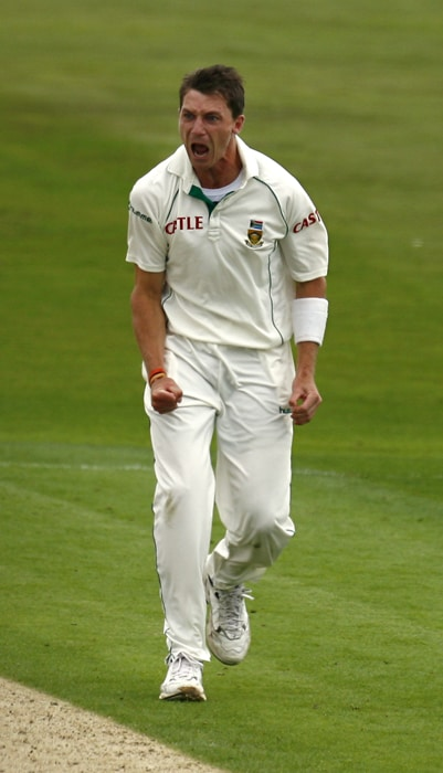 Dale Steyn from South Africa