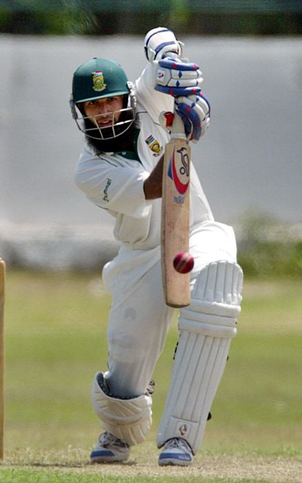Hashim Amla from South Africa