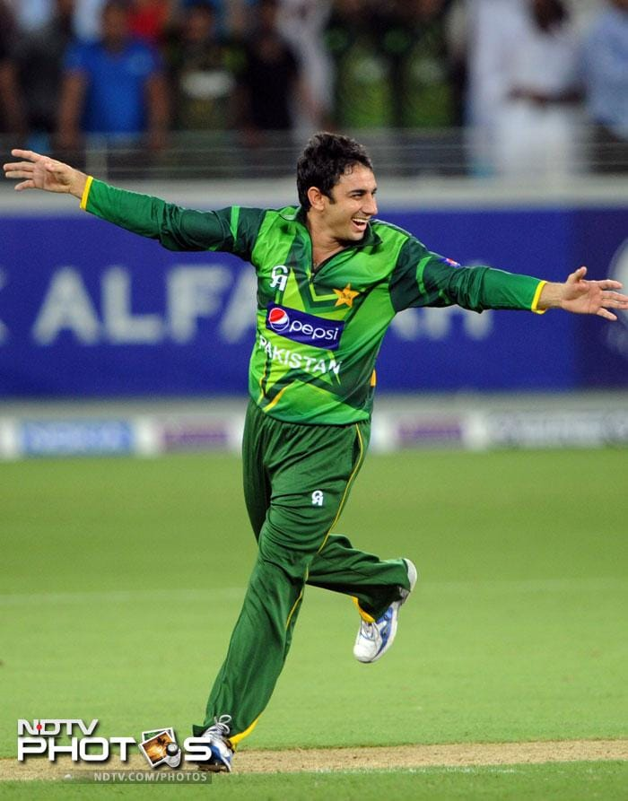 <b>Saeed Ajmal (Pakistan):</b> This Pakistani spinner is still a mystery for many top players around the world. He is the most difficult to read and with his turn off the pitch not only keeps the runs down but picks up wickets as well. His 37 victims from 23 outings in the last one year at 22.56 has fetched him a place in the ICC ODI Team of the year.