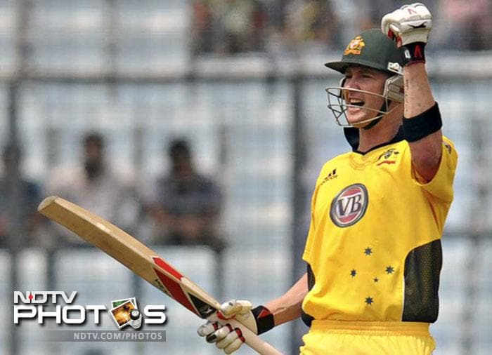 <b>Michael Clarke (Australia):</b> The Aussie skipper has gone through the purple patch off late as he has proved to be an inspiration to his players by leading from the front scoring 759 runs from 19 matches at 50.60.