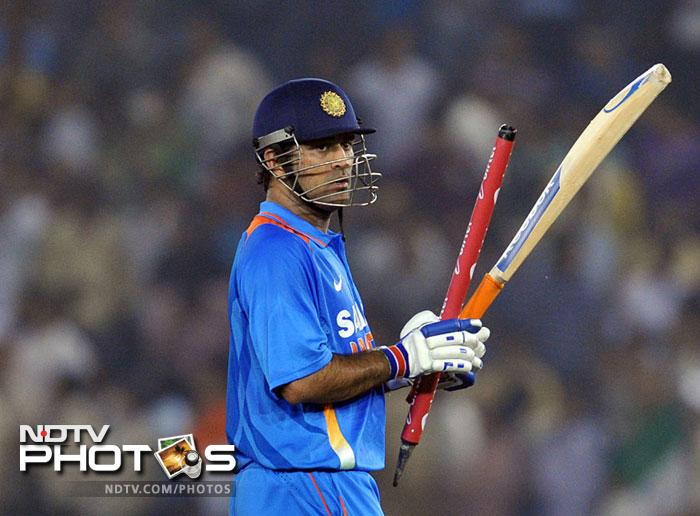 The International Cricket Council has picked twelve players, who performed exceptionally well in the last one year (August 4, 2011-August 6, 2012), for the ODI Team of the Year. Indian captain Mahendra Singh Dhoni has been named the captain of the side. And here are the other members. (AP&AFP Photos)