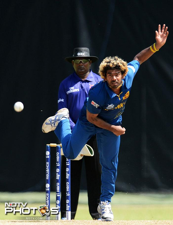 <b>Lasith Malinga (Sri Lanka):</b> Arguably the best death bowler in today's date, Lasith Malinga really lets it rip when he fires in his fast yorkers. No doubt that any captain would want him in the side. 62 wickets in 37 matches at 27.59 is ample proof of his hunger to dismiss opposition batsmen. An important part of the best ODI team of this year as judged by the ICC.