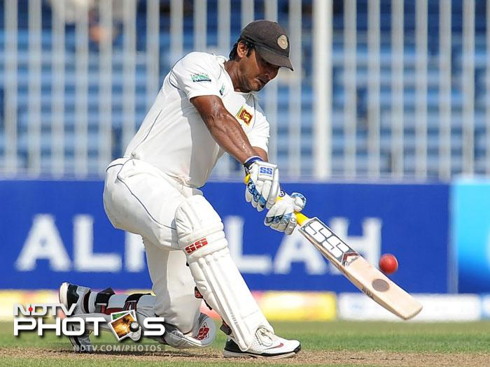 <b>Kumar Sangakkara (Sri Lanka):</b> Kumar Sangakkara has come of age and it seems he just toys with the bowlers and scores with ease. In the last one year, Sangakkara played 14 Test matches and scored 1444 runs at an amazing average of 111.77. Having played maximum Tests against Pakistan, Sangakkara scored four centuries against them and mind it all of them have been big hundreds.