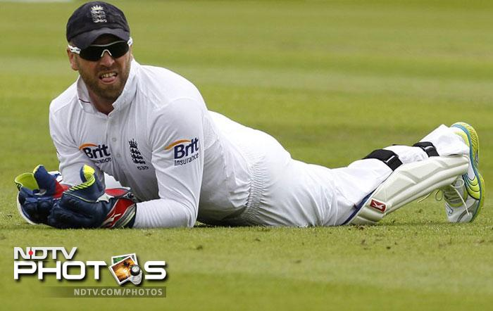 <b>Matt Prior (Wicketkeeper, England):</b> Had Sangakkara still been keeping wickets, Matt Prior might not have made it to the list. But he has and that too with some good numbers. As a batsman he scored 442 runs in 12 matches. But he was more impressive behind the wickets, which is his primary job. He took 25 catches and executed five stumpings.