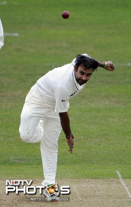<b>Amit Mishra:</b> The leg-spinner can be an interesting prospect. He has the knack of providing breakthroughs but it's very unlikely that Dhoni would get him in ahead of Harbhajan. And playing too spinners will be too much of a gamble.