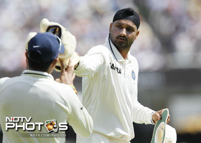 <b>Harbhajan Singh:</b> The Indian spinner had little role to play at Lord's but every fit player counts in this Indian team.