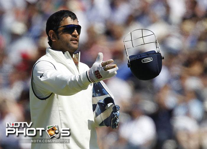<b>MS Dhoni:</b> Yes we saw him bowl at Lord's. It seemed more like a childhood dream than a cricket strategy. Now, it's time Captain Cool spells some magic with the bat. He was not too impressive in either of the roles at Lord's - batting, captaincy and err…bowling! And though he is as fit as The Hulk, we need him to perform.