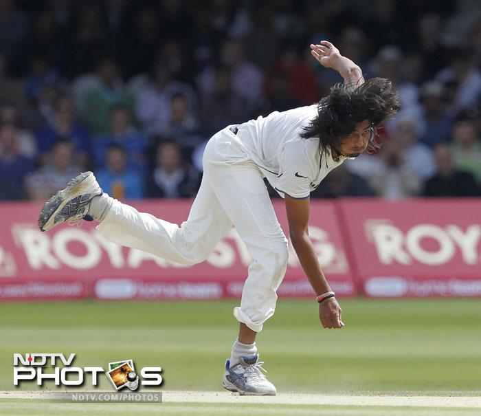 <b>Ishant Sharma:</b> This lanky pacer might look all tangled in his tall structure with his long locks acting as blinders, but he is breathing fire in the cool climate of England. He is fit and among wickets. After a wicketless first innings, he changed the end in the second innings and picked four wickets.