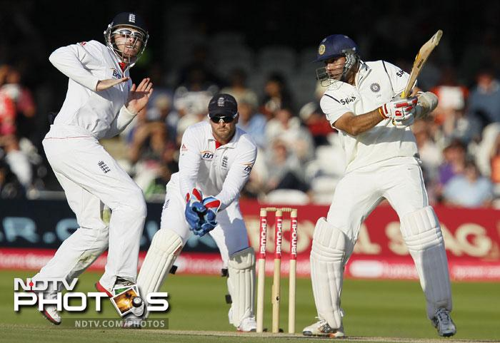 <b>VVS Laxman:</b> With this man around, you know something special is about to happen. Laxman has proved his fitness and form at Lord's. However, the way he lost his wicket twice in the first Test, he would be desperate to make amendments at Nottingham. Needless to say, he picks himself.