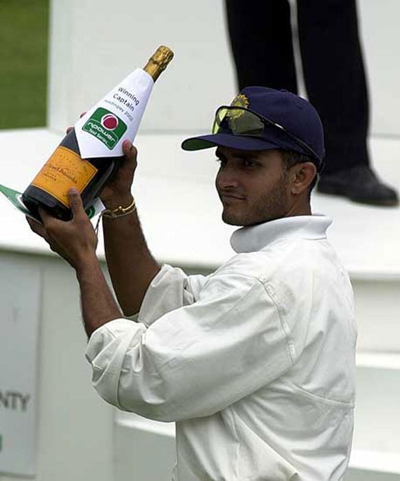 The 90th Test between India and England was played at Leeds in 2002. The third Test of the series was full of runs. Opting to bat, Indians posted a mammoth total of 628 runs. Big hundreds by Sachin Tendulkar (193), Rahul Dravid (148) and Sourav Ganguly (128) were the highlights of the match. Indian bowlers led by Anil Kumble fired in unison to bowl out England twice. Kumble picked seven wickets and helped India win the match by an innings and 46 runs.