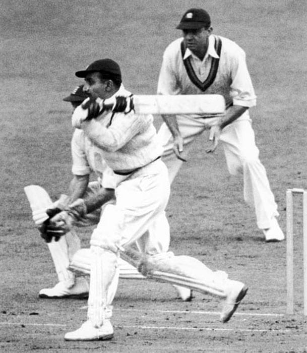 A year before India became independent, the tenth Test between India and England was played at Kennington Oval. Electing to bat, India scored 331 runs. Vijay Merchant slammed 128 runs, while Mushtaq Ali made 59 runs. English spinner Will Edrich picked 4 wickets. In reply, England were 95/3when rain interrupted the play and the match was drawn within three days of play. Of the three English wickets that fell, Vinoo Mankad took two and CS Nayudu picked one.