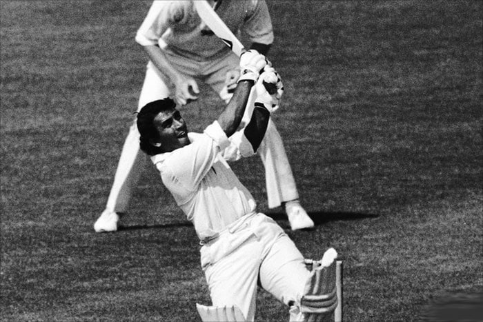 The 60th Test between India and England will always be remembered for Sunil Gavaskar's knock of 172 runs. He batted for 11 hours and 48 minutes to play the longest innings for India, a record that was broken by Rahul Dravid in 2004 against Pakistan in Rawalpindi. Electing to bat, England posted a total of 400 runs in their first innings. In reply, India posted 428 runs. Other than Gavaskar, K Srikkanth and Kapil Dev contributed with the bat and scored half-centuries. England 174/3 when the match finished as a draw.