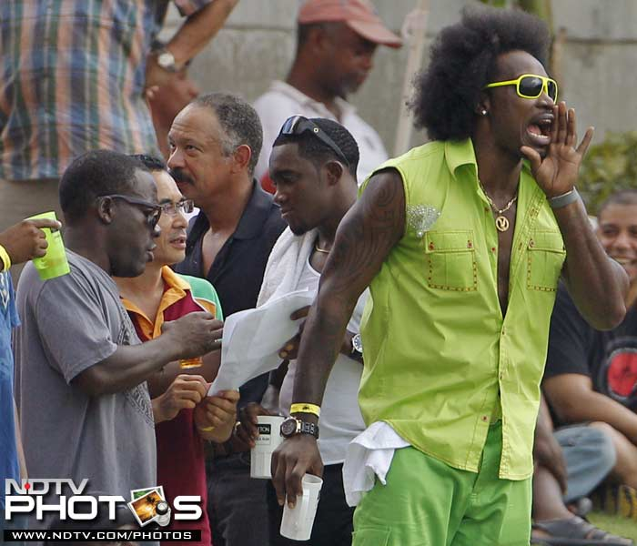 Change though is not just in the Indian camp.<br><br>Chris Gayle was not part of West Indies squad then due to a tiff with WICB. Since however, things have been sorted out and Gayle has returned to the national colours, as well as his more conventional hairstyle.