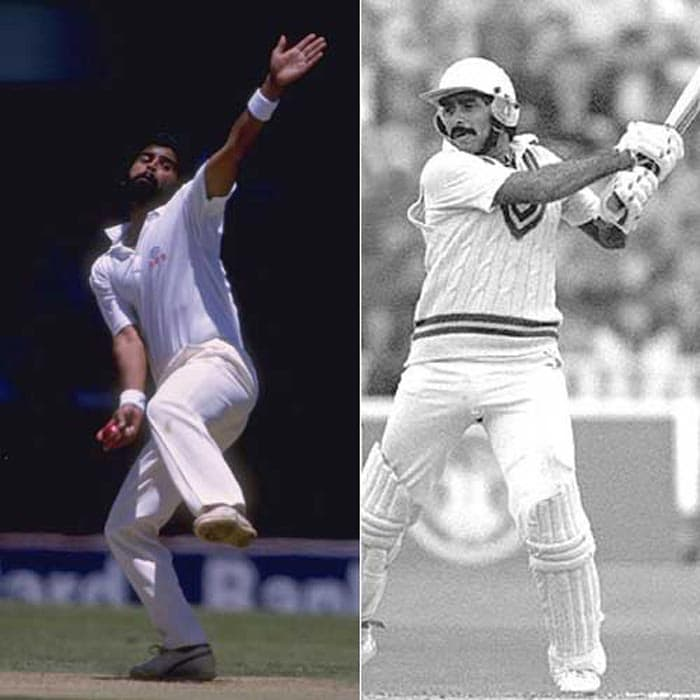 <b>April 18, 1986, Sharjah:</b> Pakistan won by one wicket<br><br>The match will always be remembered for Pakistani batsman Javed Miandad's last-ball match-winning six off Indian seamer Chetan Sharma. Pakistan needed four runs to win off the last delivery before Miandad (116 not out) broke Indian hearts with one memorable blow.