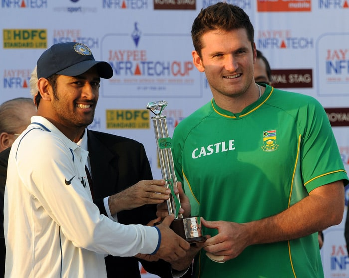 India, with the help of some solid batting display and spirited spin bowling, managed to put the Nagpur ghosts behind and win a thrilling Test in Kolkata to level the series 1-1.<br><br>As India retain their number one Test position, CricketNDTV.com takes a look at how India won at the Eden Gardens with limited resources. (AFP Photo)