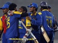 Photo : Tri-series Final: India vs SL