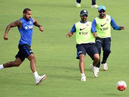 Photo : India vs South Africa: Hosts, Visitors Gear up for Delhi Face-Off