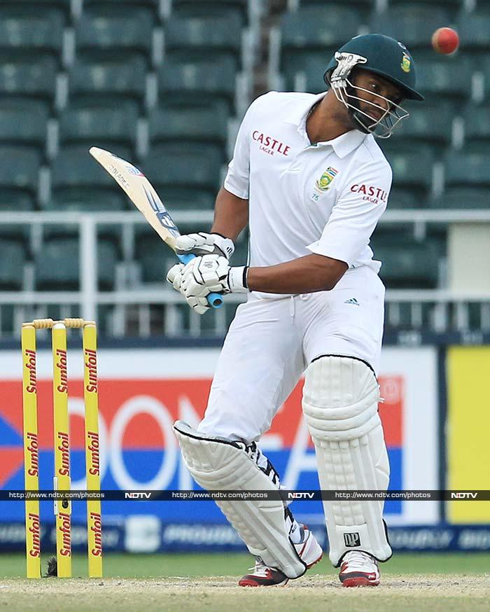 What came as a surprise to many, Vernon Philander and Dale Styen opted to play out India from hereon though the target was in touching distance. <br><br>Team India was not complaining however as both sides now head to Durban for the second contest.