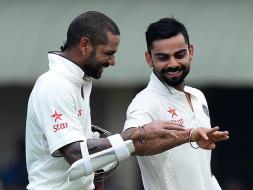 Photo : 1st Test, Day 2: Twin Centuries Put India on Top vs Sri Lanka