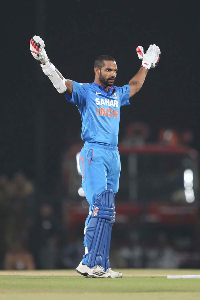 After an excellent first-half to the year, Dhawan faltered against South Africa, Expect him to bounce back with a vengeance.