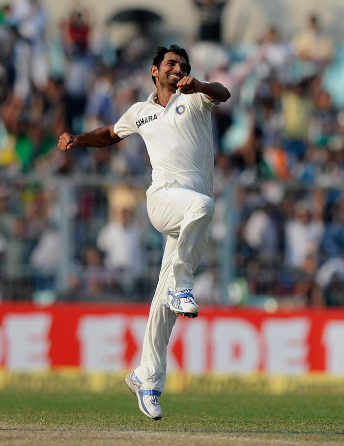 Mohammed Shami is a star in the making. 2013 was a breakthrough year for him and he is expected to lead the Indian pace attack in the years to come.