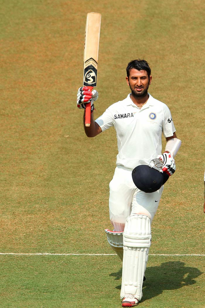Cheteshwar Pujara was excellent in South Africa. New Zealand is yet another challenge that the 25-year-old will aim to conquer.