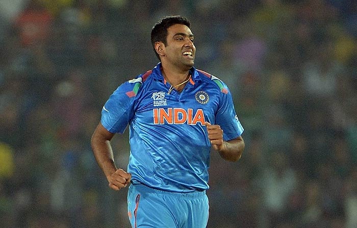 Ravichandran Ashwin gave India a great start, picking a wicket in the fourth over of the Bangladesh innings. (All images AP and AFP)