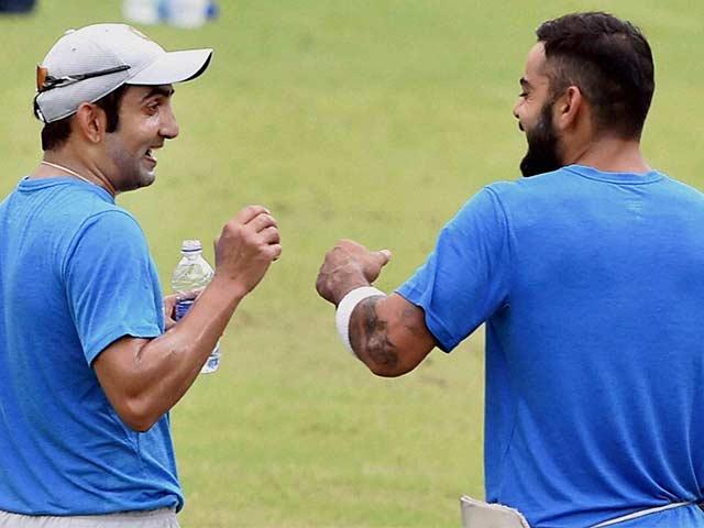 India, New Zealand Sweat It Out On Eve Of Kolkata Test