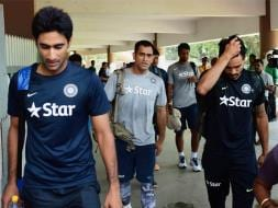 Photo : Ind v SA: Team India Arrive for Crucial Preparatory Camp