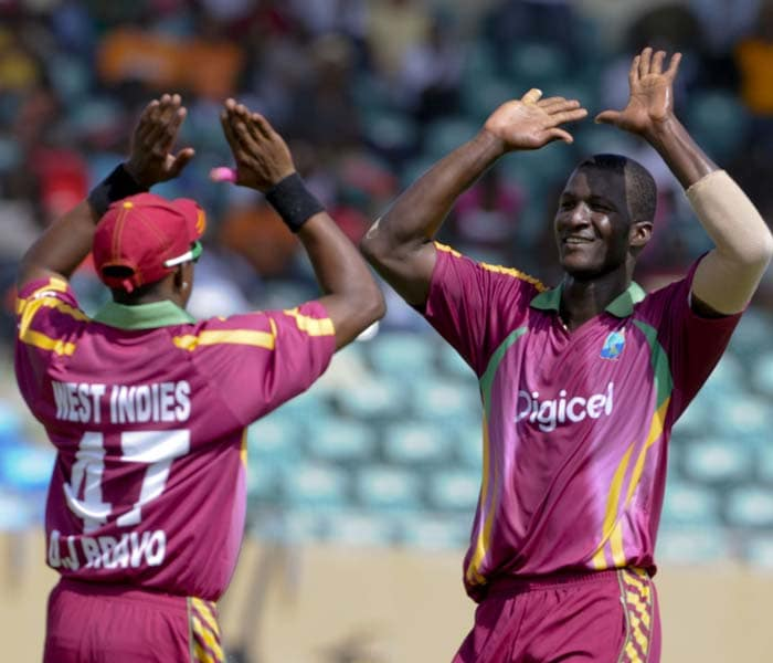 Instead, we have a skipper for the hosts who did not even figure in the team the last time India toured the West Indies. Darren Sammy though is confident of a winning effort once the world champions begin their campaign in his bastion.