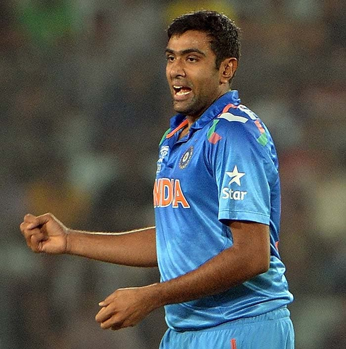 The Indian spinners, Ravichandran Ashwin in particular, were in the mood to complement the good show put up by the batsmen. Ashwin's 4/11 became the best bowling figures for an India in T20Is.