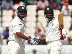 2nd Test, Day 2: India vs Australia