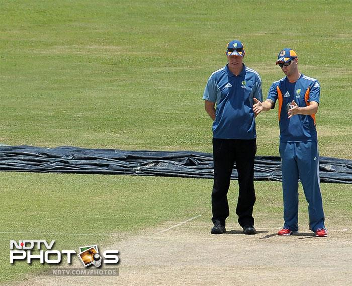 <b>Greg Chappell</b><br><br>Included to crack the code or to intimidate India; the visitors have enough history with the controversial former coach to not enjoy the presence of Greg Chappell in the Australian camp. While the string of comments dried out after their initial flurry, it seems like the calm is just awaiting possibly the biggest storm.