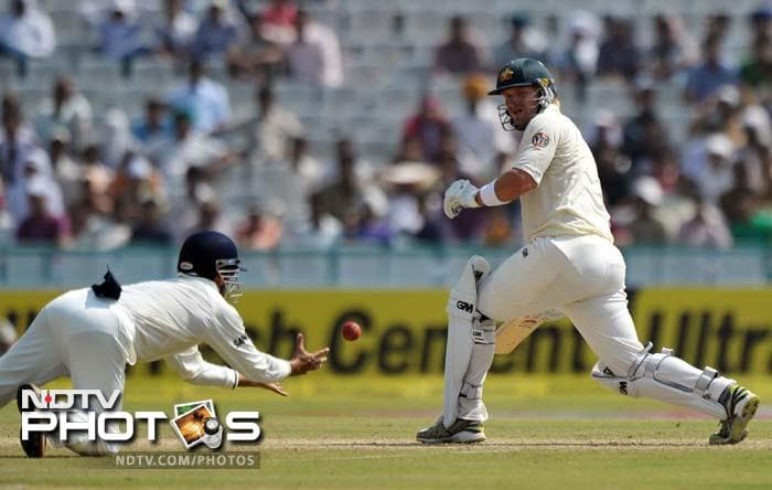 <b>Shane Watson</b><br><br>His climb to the top of the Australian selection list has been as imminent as his temper on the field. Often flawless with the bat and ball, Watson tends to get carried away in the heat of the moment; enough to spark temperatures Down Under. Is battling an injury currently.