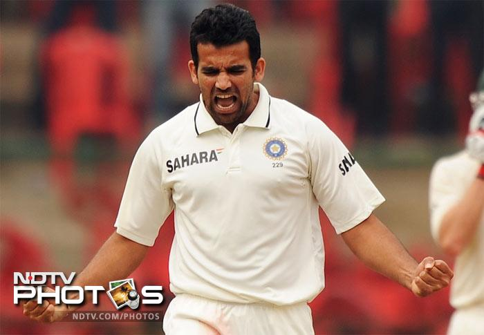 <b>Zaheer Khan</b><br><br>He is fast, he is aggressive and he is on a comeback mission; Zaheer Khan's inclusion in the lineup is almost inevitable. His spat with Ricky Ponting in 2010 was an example of how the left armer can turn on the belligerence Down Under.