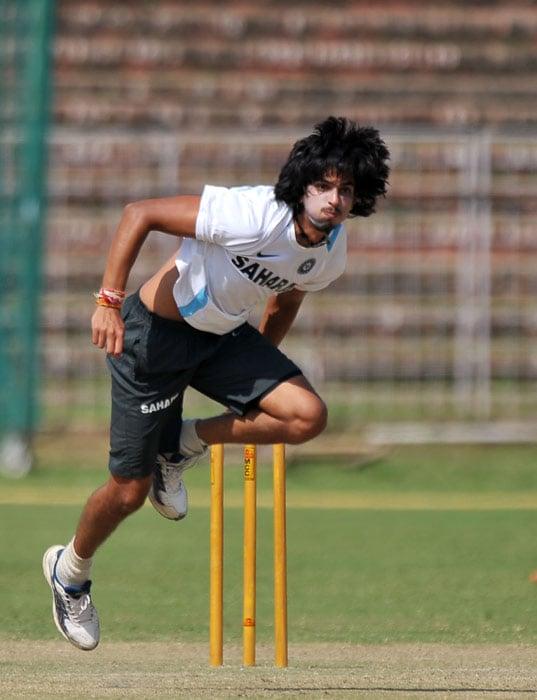 6 Team India toils for Aus test