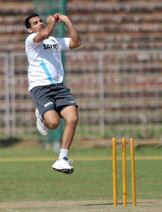 7 Team India toils for Aus test