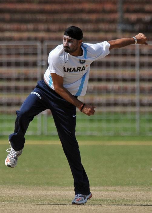 8 Team India toils for Aus test